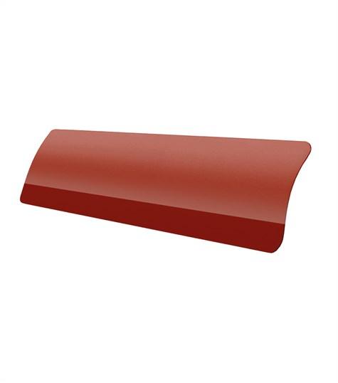 Allure - Aluminium jaloezie 25mm kleurstaal - Red 7302