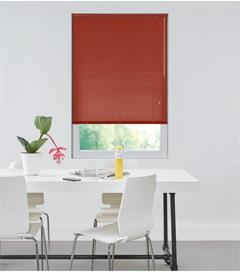 Allure - Aluminium jaloezie 16mm - Red 7302