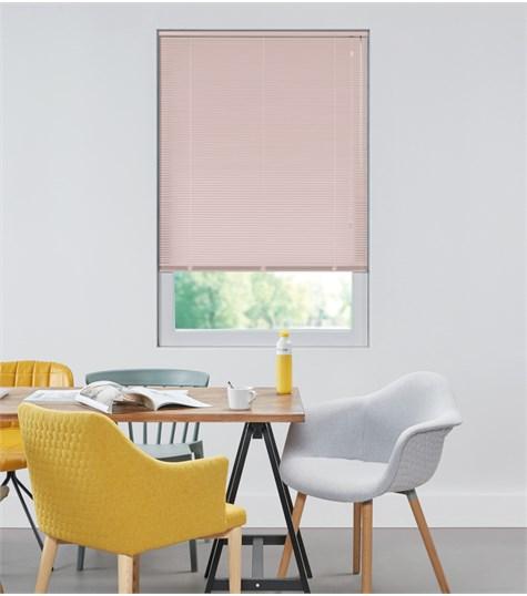 Allure - Aluminium jaloezie 16mm - Sorbet Pink 7309
