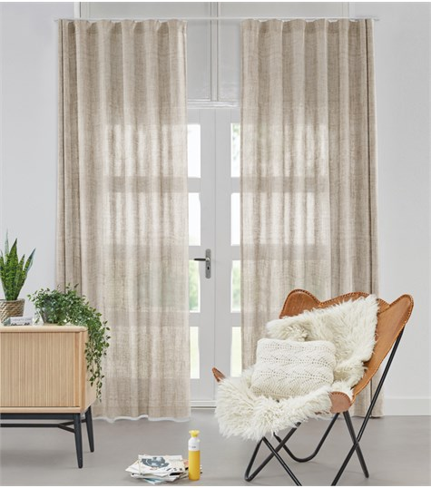 Voile - Wave - Core Taupe VCORG04