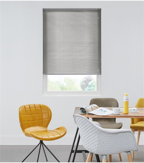 Energy - pleated honeycomb shade FT10 - Mica - C2106