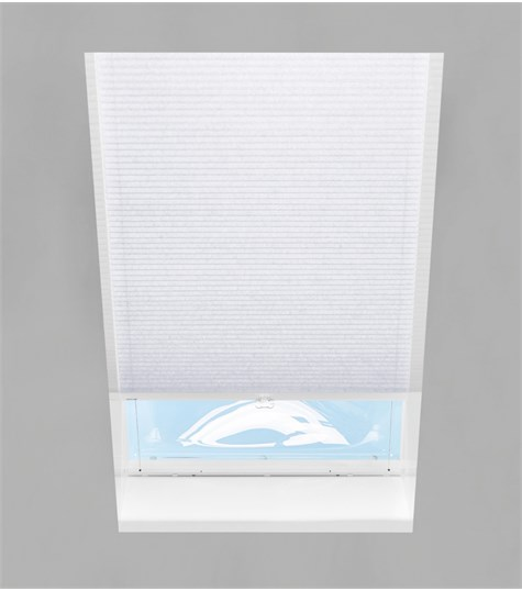 Energy - Plissegordijn Lichtkoepel SH10 - Denim Blue C1701