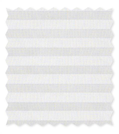 Energy - 25mm - Kleurstaal plissegordijnen - Antique white - C2004