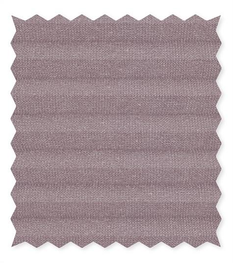 Energy - 25mm - Kleurstaal plissegordijnen - Plum purple - C2802