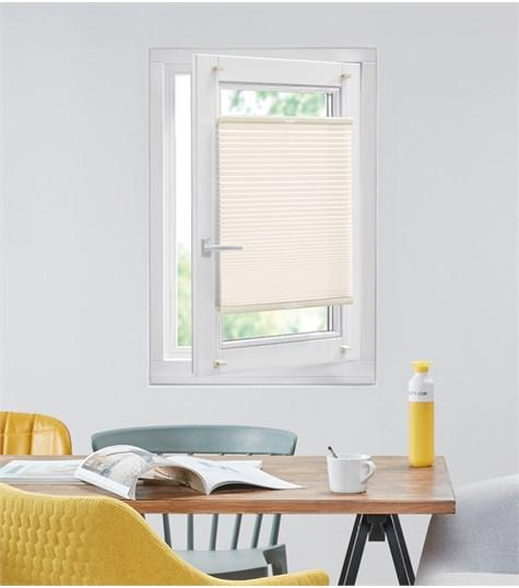 Energy - Plissé gordijn draai-kiep raam - Sun Kissed