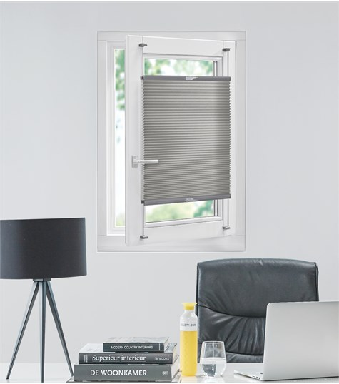 Energy - pleated honeycomb shade TH24 - Mica - C2106