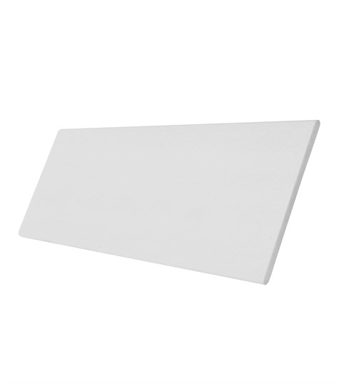 Sensations - PVC jaloezie kleurstaal - Wit 6017