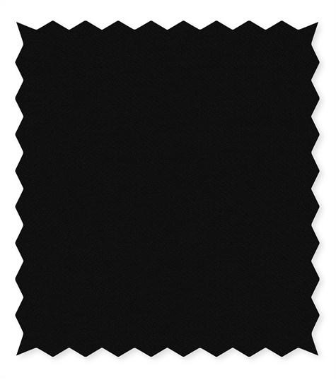 Authentics - Rolgordijn Semi transparant kleurstaal - Zwart AST1424