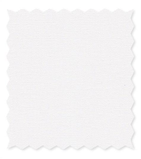 Authentics - Rolgordijn Semi transparant kleurstaal - Hagel Wit AST5101
