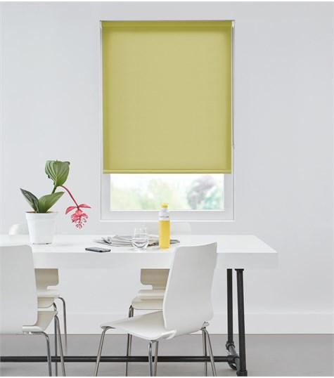 Authentics - Rolgordijn Semi transparant - Lime Groen AST7311
