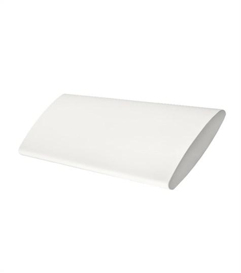 E - wood - Cafe shutter 89mm - Silk white