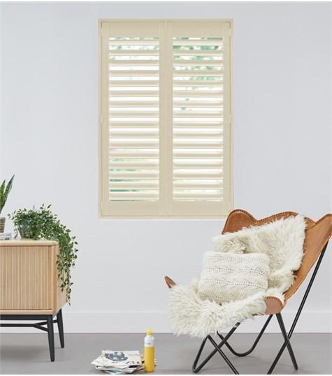 Woodlore Plus - Full height shutter 89mm - String WP019