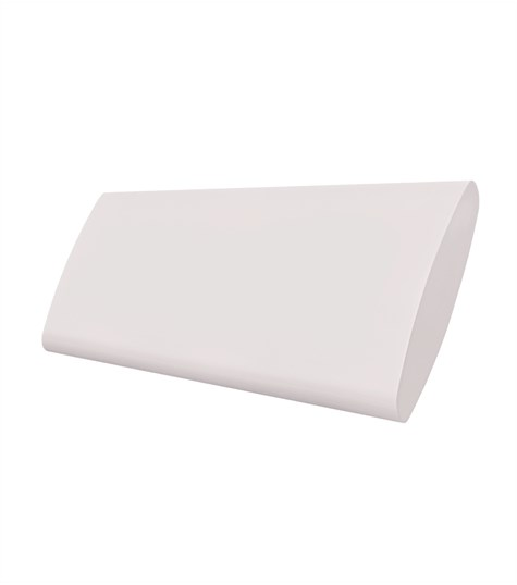 Woodlore Plus - Track system bi-fold shutter 63mm - Chalk Pink WP079