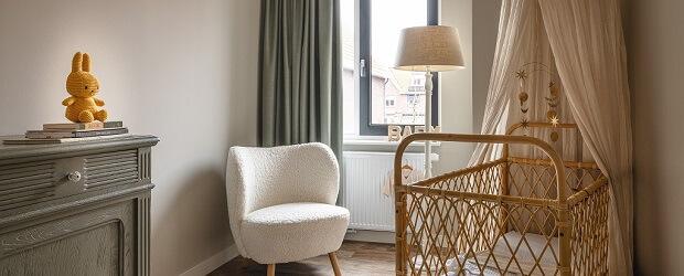 Gordijnen babykamer op maat