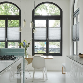 Raamdecoratie per type raam