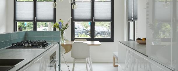 Raamdecoratie type raam kiezen