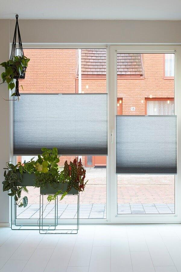 raamdecoratie ideen modern strak interieur
