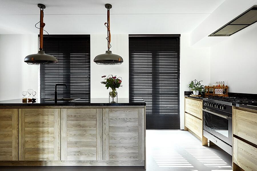 Raamdecoratie keuken op maat u van rtl goedkoper veneta