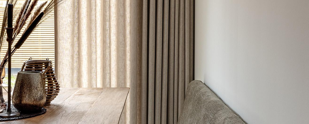 Raamdecoratie per interieurstijl kiezen